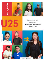 Download U25-Magazin