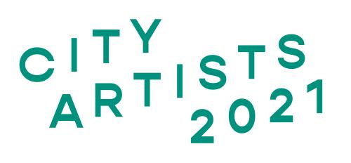 Logo zur Ausschreibung CityARTists für das Jahr 2021 - NRW KULTURsekretariat