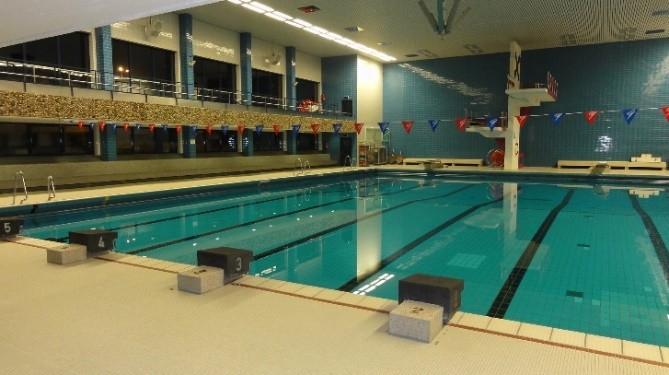 Ffnungszeiten und preise im hallenbad s d stadt m lheim for Schwimmbad mulheim an der ruhr