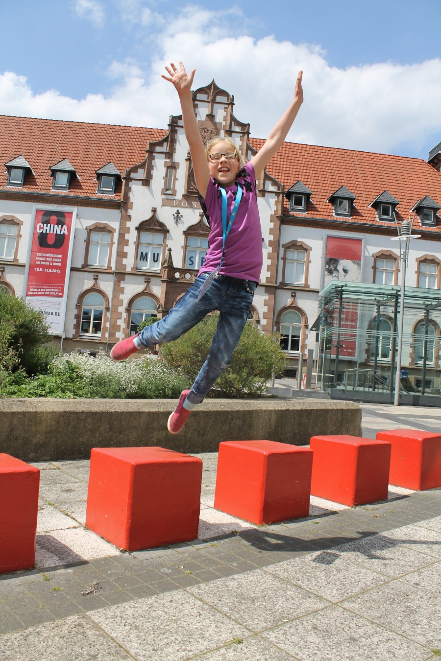 Wir machen Museum!, ein kommunales Kooperationsprojekt zwischen dem Kunstmuseum Mülheim an der Ruhr, der Camera Obscura Museum zur Vorgeschichte des Films und offenen Ganztagsgrundschulen aus Mülheim