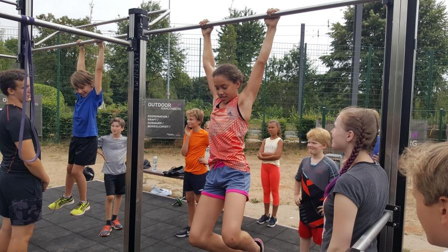 Sportwoche für Kinder ab 11 Jahren in den Sommerferien - TrendSport