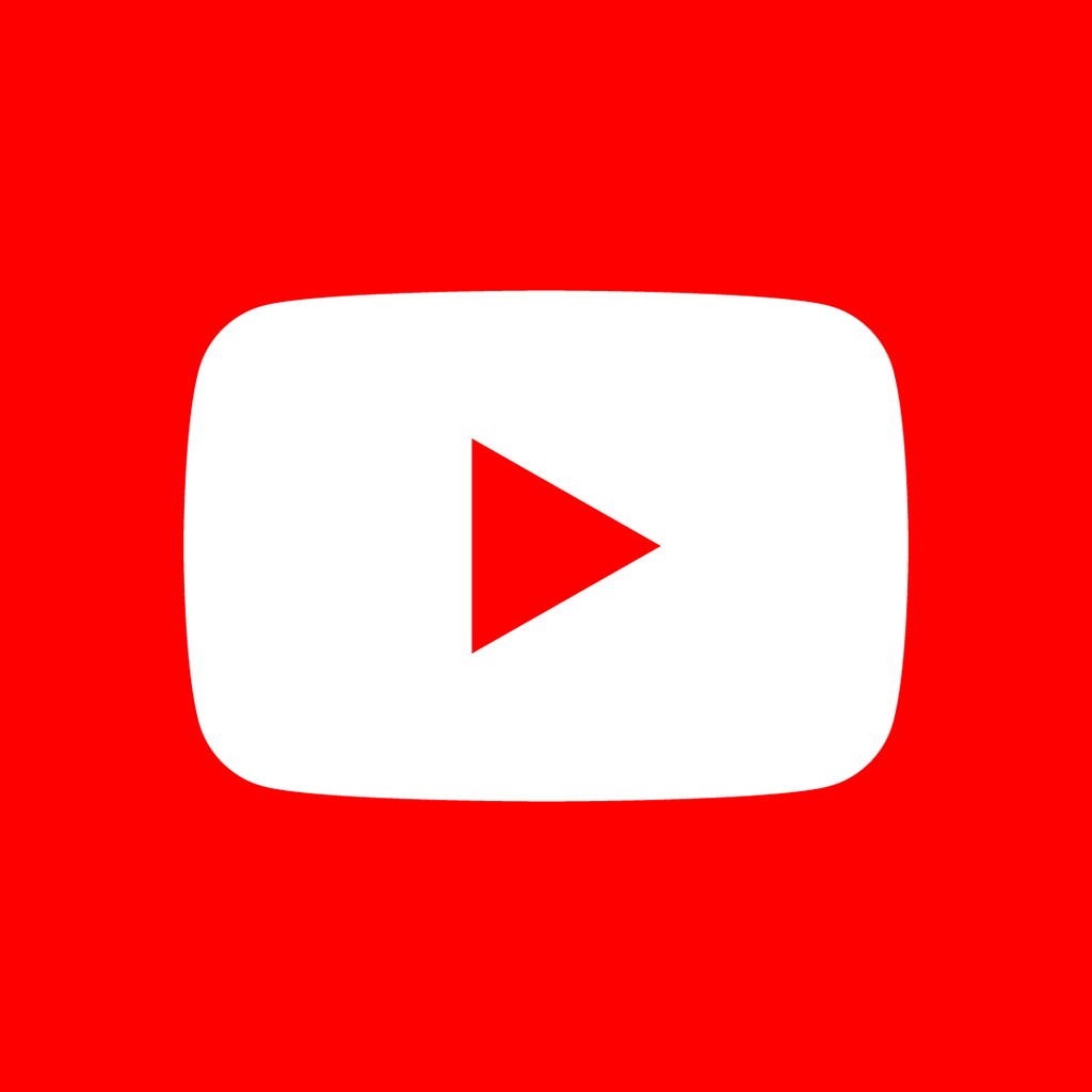 Youtube-Logo. Weies Symbol auf rotem Hintergrund. - Youtube (https://www.youtube.com/intl/de/yt/about/brand-resources/logos-icons-colors)