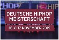 Deutsche DTHO HipHop Meisterschaft 2019