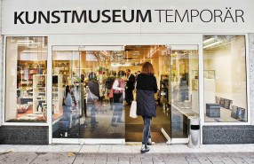Kunstmusem Mülheim an der Ruhr, Kunstmuseum Temporär, Eröffnung, Copyright Heiko Tiemann - Kunstmuseum Mülheim an der Ruhr, Copyright Heiko Tiemann
