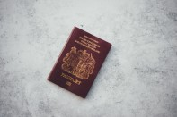 Reisepass. Passport. Vereinigtes Königreich Großbritannien. England. UK. United Kingdom. - Photo by Annie Spratt on Unsplash