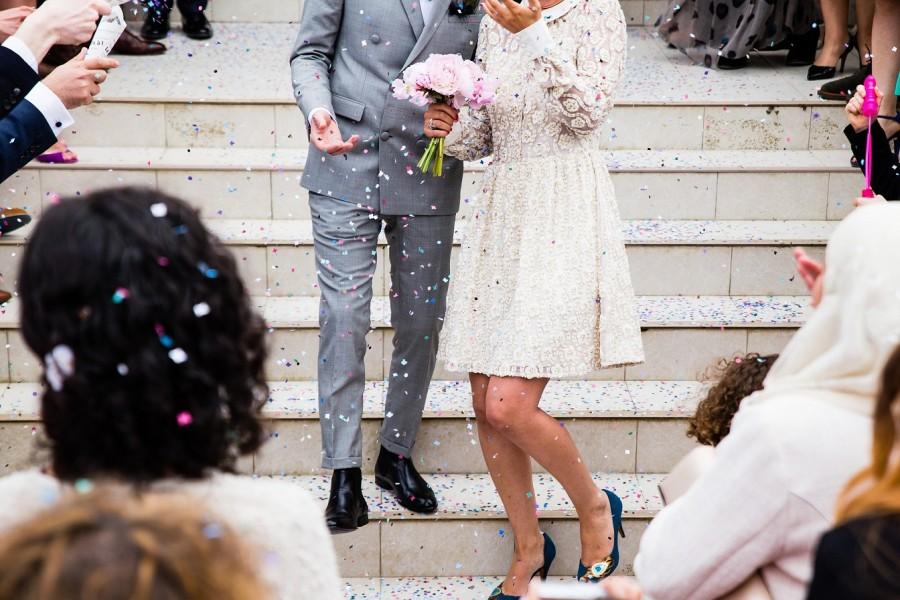 Brautpaar, Eheschließung, Trauung, Heirat, Hochzeit, Standesamt - Pixabay