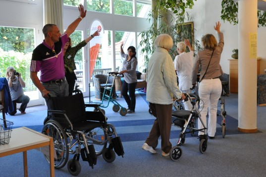 Senioren in bewegung stadt m lheim an der ruhr for Schwimmbad mulheim an der ruhr