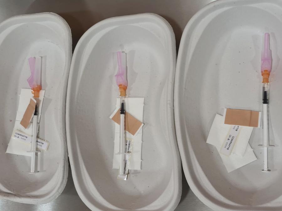 Land sagt mehr Impfkontingente für Corona-Impfungen zu - Jasmin Kramer