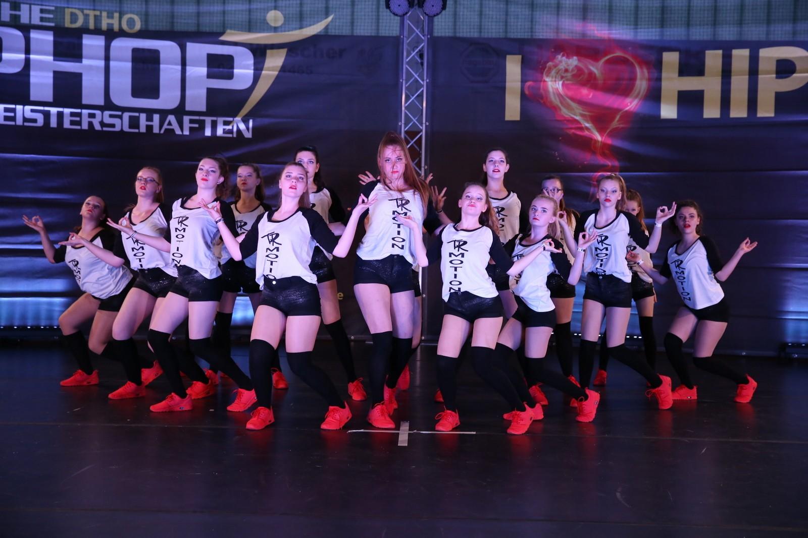 Deutsche DTHO HipHop Meisterschaft 2018