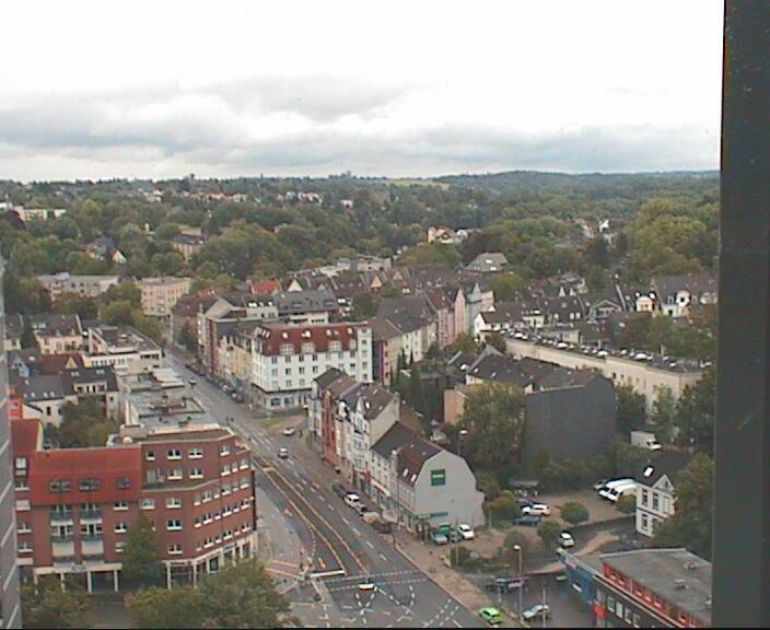 WebCam 45468 Mülheim an der Ruhr in Nordrhein-Westfalen - das Bild wird automatisch aktualisiert.